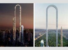 The Big Bend - An Incredible U Shaped Skyscraper In New ... Fashion Designs Sketches