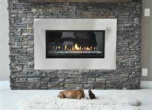 fireplace with modern fireplace renovation