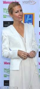 Sass Bide Designers Cancer Scare by Today Host Wilkinson Beams As She Presents Of