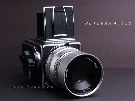 new hasselblad new petzvar 120mm f 4 lens with central leaf shutter for