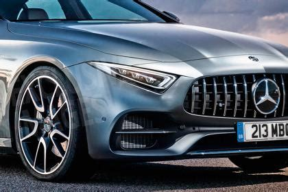 """new 2018 mercedes cls heading in bold """"james bond"""" design direction   auto express"""