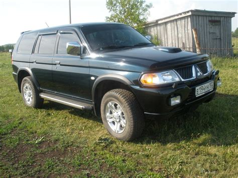 mitsubishi pajero 2008 2008 mitsubishi pajero sport pictures diesel manual for sale