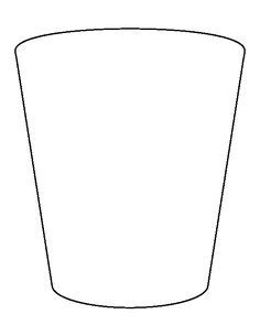 Pics For Gt Pint Glass Outline Pint Template