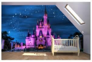 Childrens Wall Mural Wallpaper Aliexpress Com Buy Fairytale Castle Mural Wallpaper For