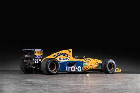 Auto Michel by Ex Michael Schumacher 1991 Benetton F1 Car
