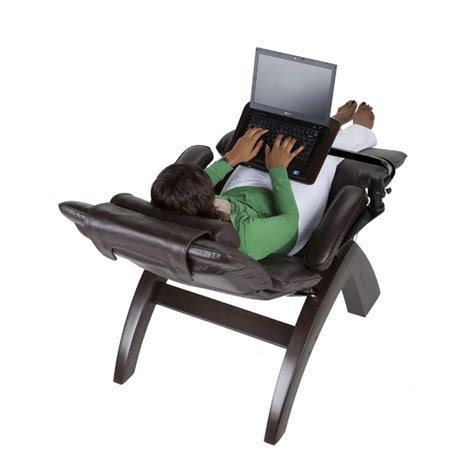 Chair With Laptop Desk The Chair Laptop Desk