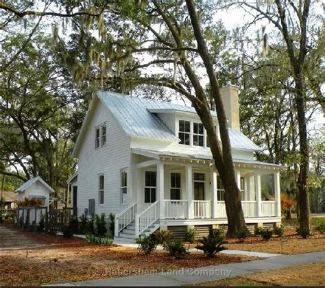 White Cottage by Small White Cottage