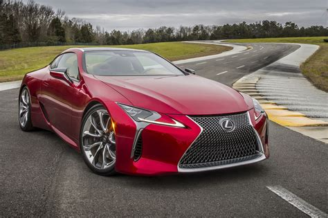 lexus lc500 hear the 2018 lexus lc 500 and its epic exhaust note
