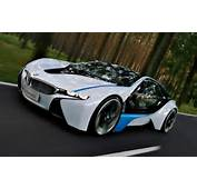 German Carmaker BMW Unveiled Their New Car At A Show Detroit