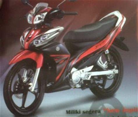 Lu Led Motor New Jupiter Mx foto gambar modifikasi sepeda motor cat motor ceper stiker