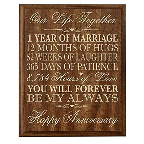 1st wedding anniversary gifts by year 1st year anniversary gift ideas