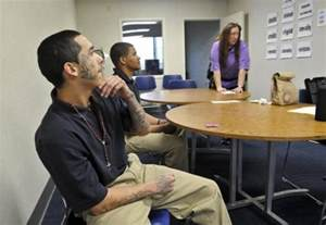 Youth Correctional Counselor new program at camarillo youth detention facility tries to