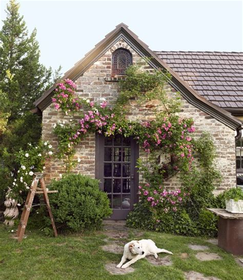 World Cottages by Come Arredare Un Giardino Tutto Shabby Style La Figurina