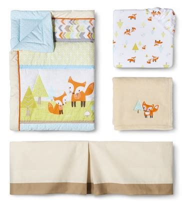 fox baby bedding sets the right on mom vegan mom blog forest animal fox owl