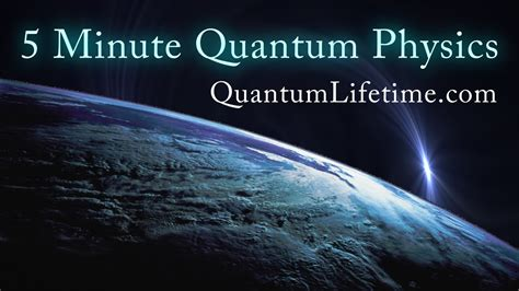 quantum physics in minutes 1786481219 what is energy 5 minute quantum physics part 5 youtube