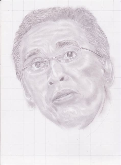 Sketsa Wajah 5 sketsa pencil wajah artis iwan fals by siomarif on deviantart