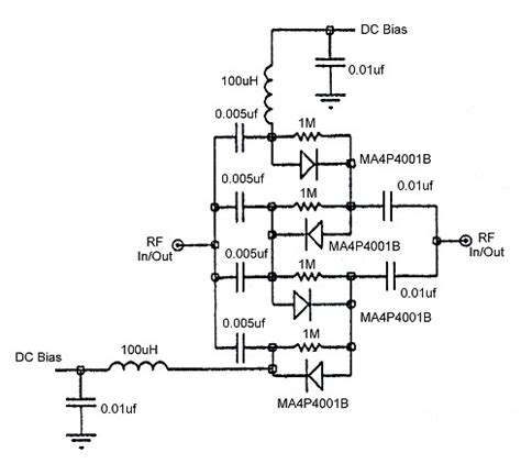 connect diodes in series and parallel electronic t r switching and the ameritron qsk 5 how pin diodes and pin diode switches work