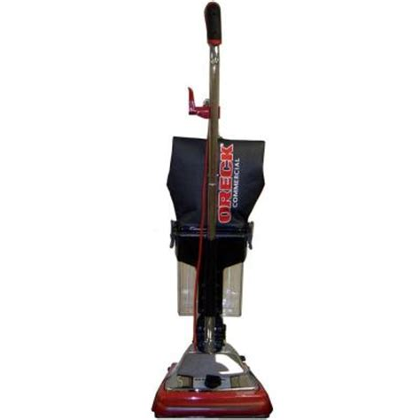oreck commercial upright vacuum cleaner with dirt cup
