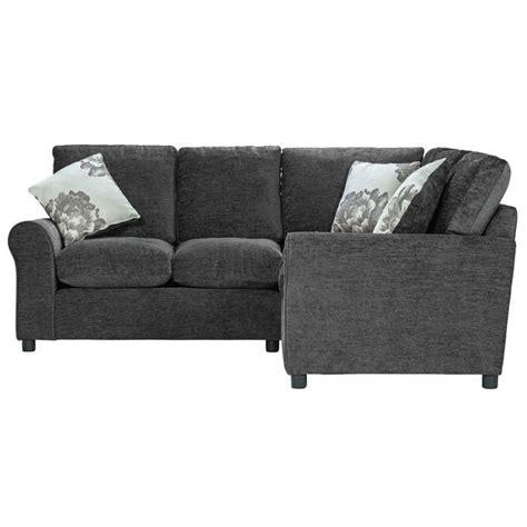 sofas argos buy argos home tessa fabric dual facing corner sofa