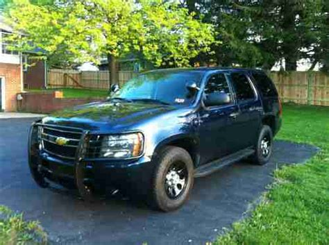 chevrolet tahoe ssv sell used 2007 chevrolet tahoe ls ssv 4x4 in