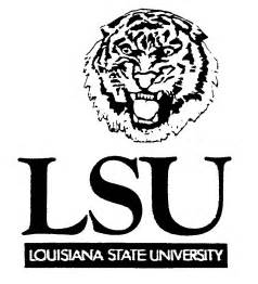 And White 6 Pics Of Lsu Football Coloring Pages College sketch template