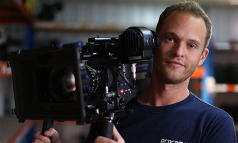 how do i become … a tv cameraman | money | the guardian