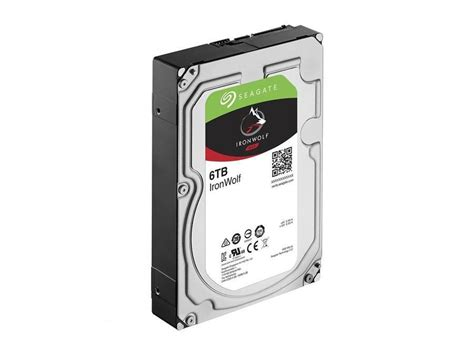 Seagate 6tb Ironwolf St6000vn0041 هارد seagate st6000vn0041 ironwolf 6tb 128mb cache