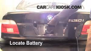 battery replacement 1997 2003 bmw 530i 2002 bmw 530i 3