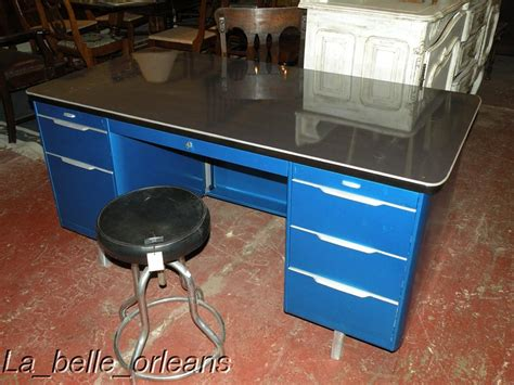 steel tanker desk for sale vintage industrial tanker desk totally restored