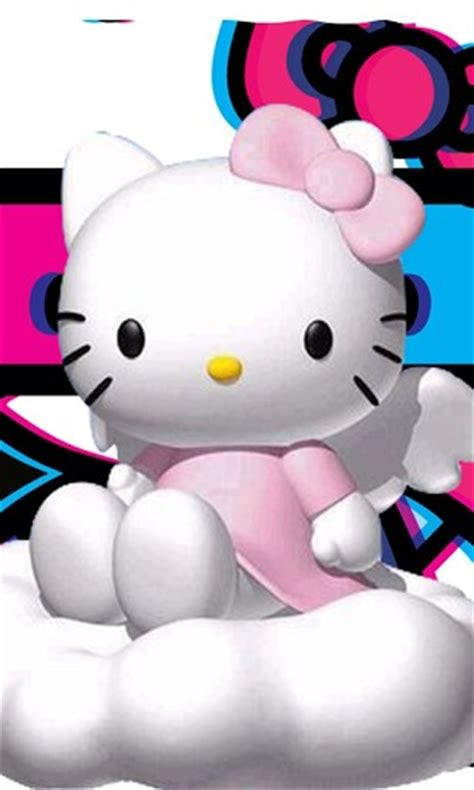 live wallpaper of hello kitty hello kitty live wallpaper app for android