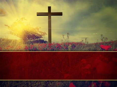 Church Powerpoint Template Celebrate Easter Cross Sermoncentral Com Sermoncentral Easter