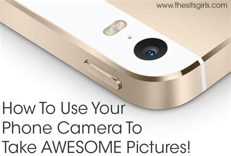 phone photography tips to help take awesome pictures