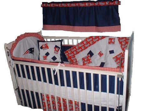 Patriots Crib Set by Patriots Nursery Bedding And Giraffes On