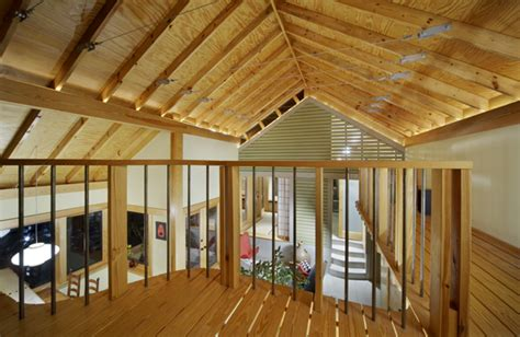 houses with lofts small house plan with loft exploiting the spaces of small