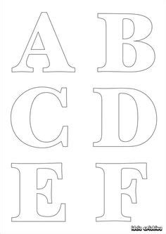 Printable Letter B Coloring Page | Printable Alphabet