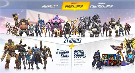 Pc Dlc Overwatch Lootbox X24 buy overwatch of the year edition battle net and