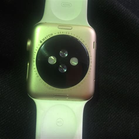 Iwatch 42mm Gold 44 apple iwatch other gold apple 42mm with