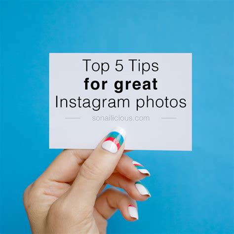 great and simple tips for how to take great instagram photos 5 easy tips