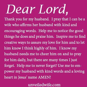what should i get my husband for s prayer of the day affirming my husband creative
