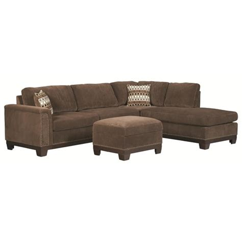 track sectionals a plus home furnishings mason track arm reversible sofa