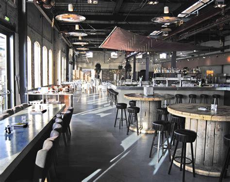 restaurant stork soluz cube architecten amsterdam