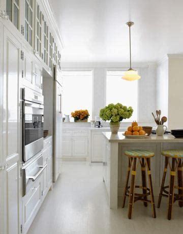 white wood floors transitional kitchen farrow ball