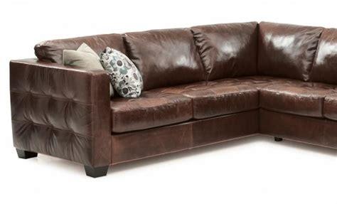 palliser barrett leather sectional