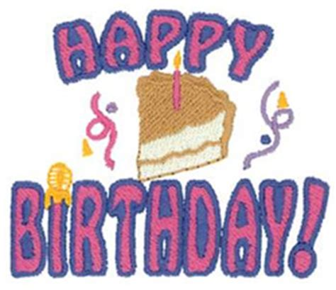 happy birthday machine embroidery design happy birthday embroidery designs machine embroidery