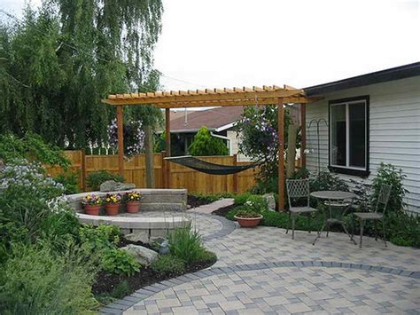 Backyard Design Ideas On A Budget by Gardening Landscaping Backyard Design Ideas On A