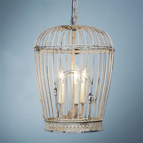 bird cage lantern 3 light 2 sizes lighting pinterest