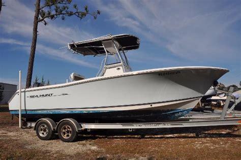 sea hunt boats north carolina used power boats sea hunt boats for sale in north carolina