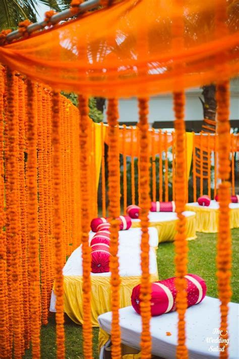 17  ideas about Marigold Wedding on Pinterest   Indian