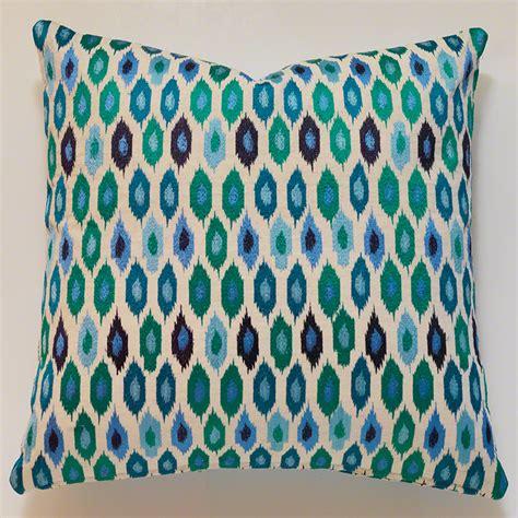 global pillows global views marrakesh pillow blue turquoise