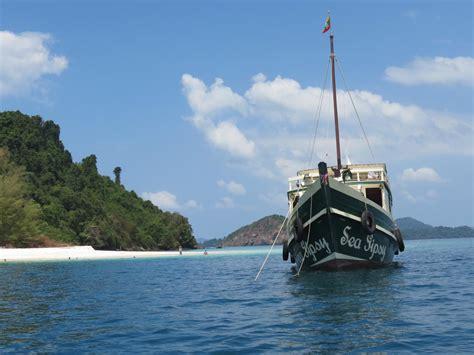 Vessel Bathroom by Mv Sea Gipsy Mergui Archipelago Trips Adventure Boating